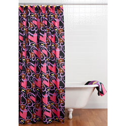 Sassy Shaylee Shower Curtain