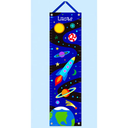 Out of This World Growth Chart