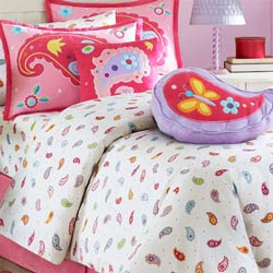 Paisely Dreams Twin Bedding Set
