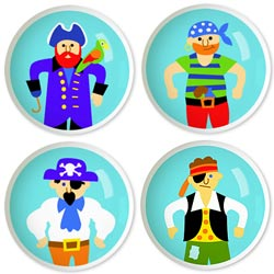 Pirates Drawer Knobs