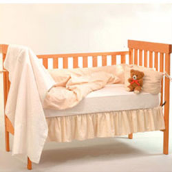 Organic Cotton Crib Bedding