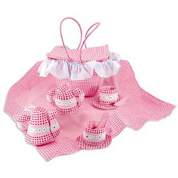 Personalized Tea Party Set