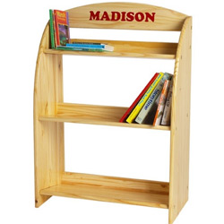 Personalized Kid's Bookshelf
