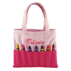 Color with Me Crayon Purse