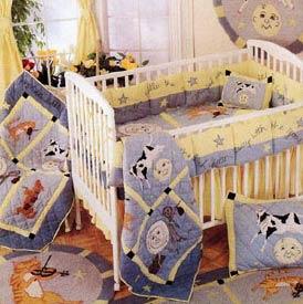 Cow Nursery Bedding Thenurseries