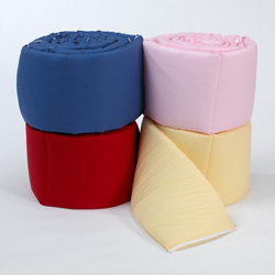 Baby Portable Crib  Bumpers