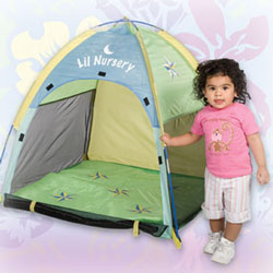 Moon Beam Deluxe Nursery Tent
