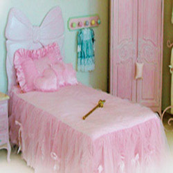 Prima Donna Little Girls Twin Bedding