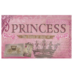 Princess the Fairest of them All Artwork