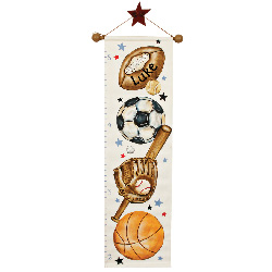 All Sport Growth Chart