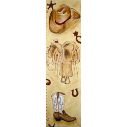 My Cowboy Growth Chart