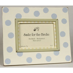 Dots with Trim Picture Frame