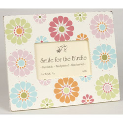 Colorful Flowers Picture Frame