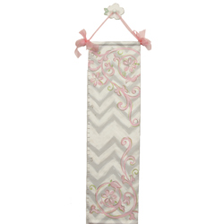Graceful Chevron Growth Chart