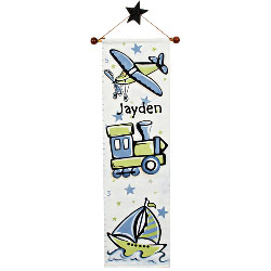 Transportation Stars Growth Chart