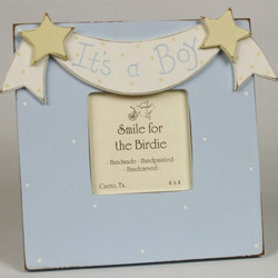 It's a Boy/Girl Picture Frame