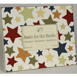 Stars Picture Frame