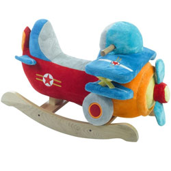 Personalized Bi-Plane Rocker