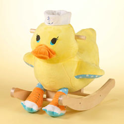 Downee Duck Rocker