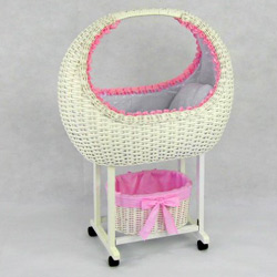 Megan Doll Bed