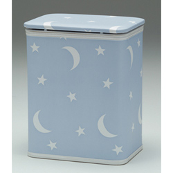 Moon and Stars Laundry Hamper