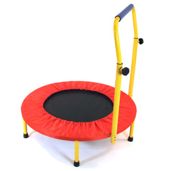 Fun and Fitness Trampoline