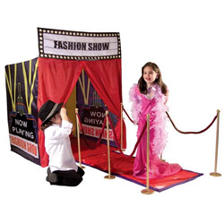 Red Carpet Runway Play House