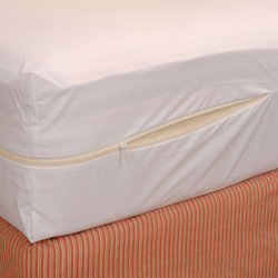 Allergy Control Crib Mattress Cover