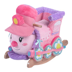 Personalized Jane the Train Play and Rock Rocker