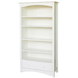 Roxanne 5 Shelve Bookcase