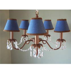 Charming Brown Chandelier