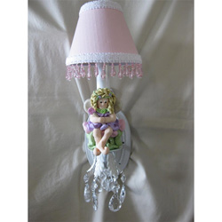 My Fairy Princess Wall Sconce