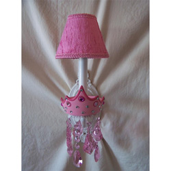 Glamour Girl Wall Sconce
