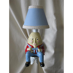 Humpty Dumpty Wall Sconce