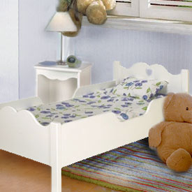 Scalloped Toddler Furniture Collection