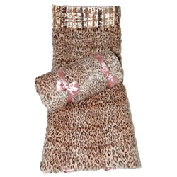 Leopard Sleeping Bag