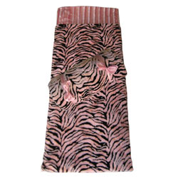 Zebra Sleeping Bag