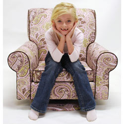 Child's Swivel Chair