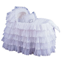 Extravaganza Bassinet Set