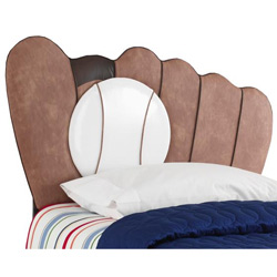 Mitt Upholstered Headboard