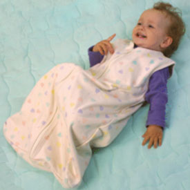 Organic Cotton Sleeping Sac