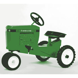 Green Farm Master Pedal Tractor