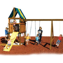 Alpine Swing Set - Project 611