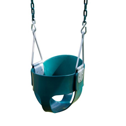Child Bucket Swing