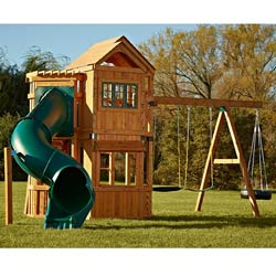 Hamilton Complete Wooden Play Set