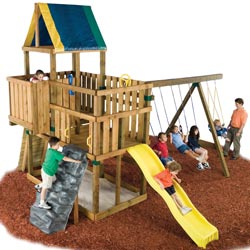 Kodiak Swing Set - Project 512