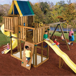 Kodiak Swing Set - Project 514