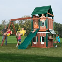 Newport News Swing Set