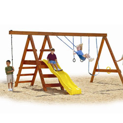 Pioneer Swing Set - Project 245