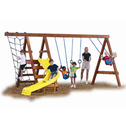 Pioneer Swing Set - Project 555